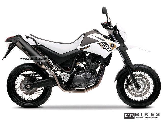 2012 Yamaha  XT660X demonstrators in 2012 Motorcycle Enduro/Touring Enduro photo