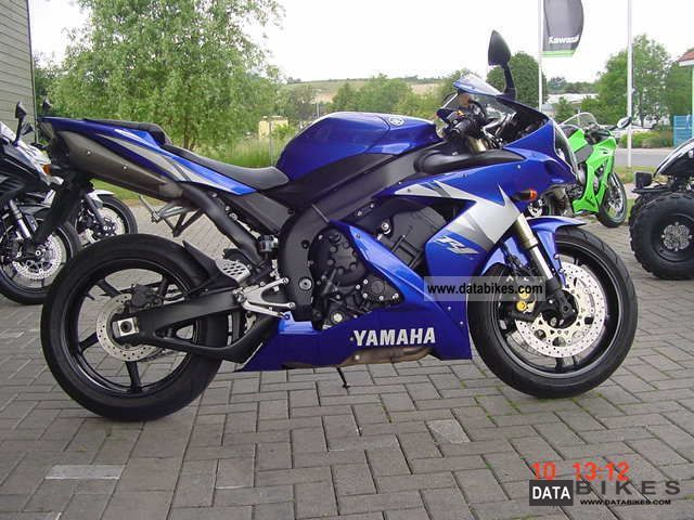 Yamaha  R1 top maintained, original condition 2005 Sports/Super Sports Bike photo