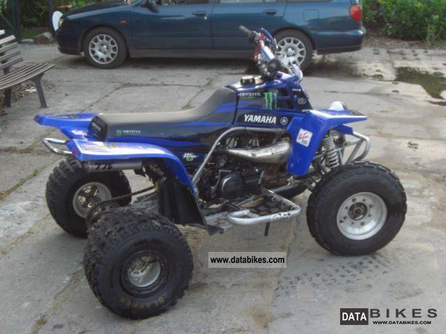 2003 Yamaha  Banshee YFZ 350 2-stroke year 2003 Motorcycle Quad photo