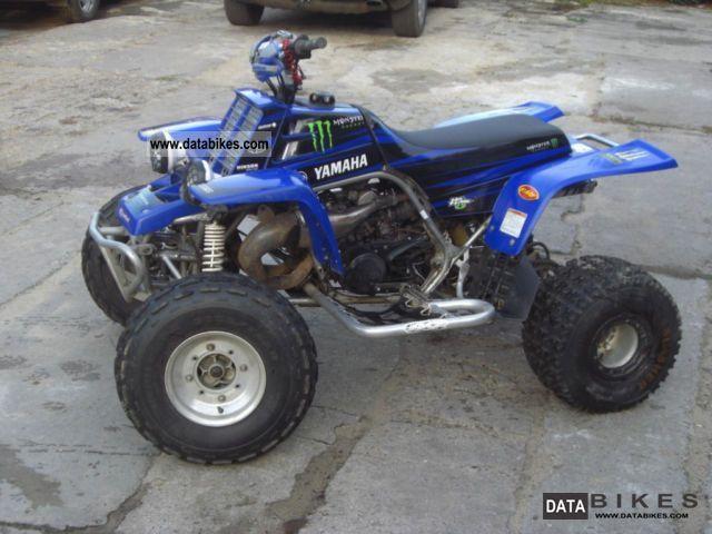 2003 Yamaha Banshee YFZ 350 2-stroke year 2003