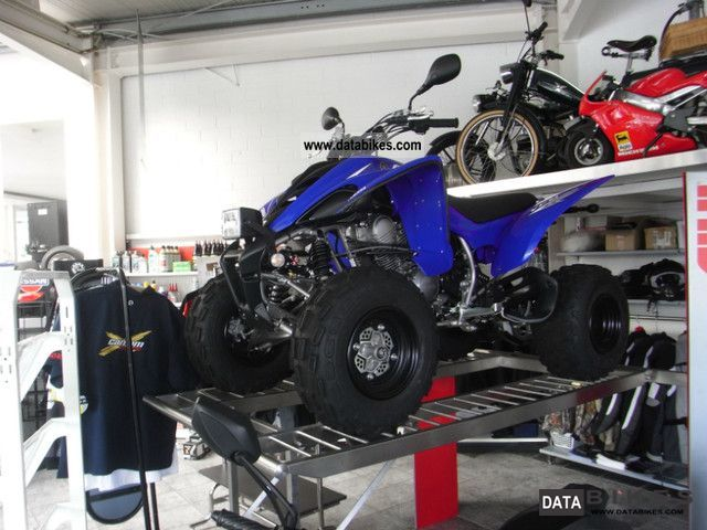 2011 Yamaha  350 R-W incl street legal Motorcycle Quad photo