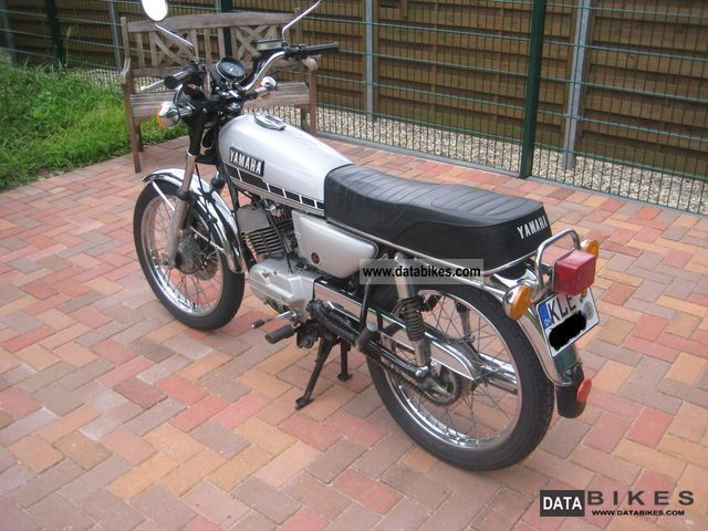1980 Yamaha RS 100 specifications and pictures  Bikezcom