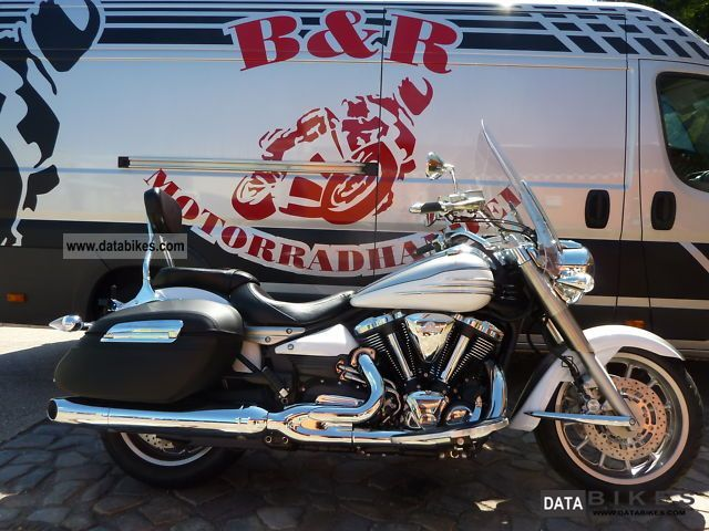 2012 Yamaha  XV 1900 Stratoliner Genuine Accessories Motorcycle Chopper/Cruiser photo