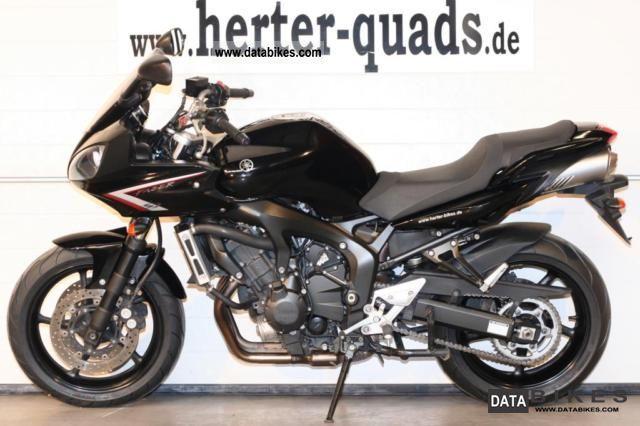2008 Yamaha  FZS 600 Fazer S2 Motorcycle Motorcycle photo