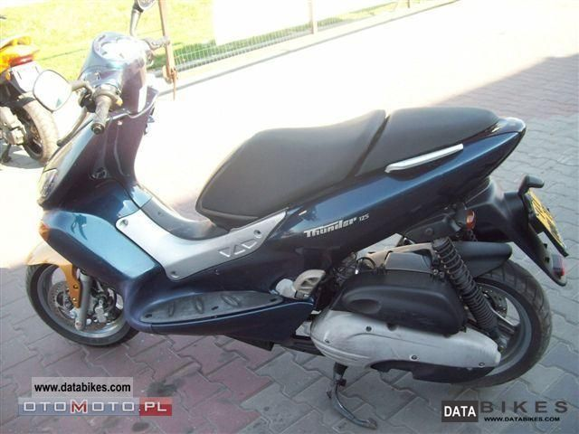 2003 Yamaha  MBK Motorcycle Scooter photo