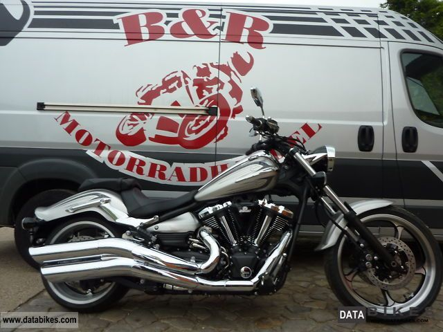 2012 Yamaha  XV 1900 Raider Special Motorcycle Chopper/Cruiser photo