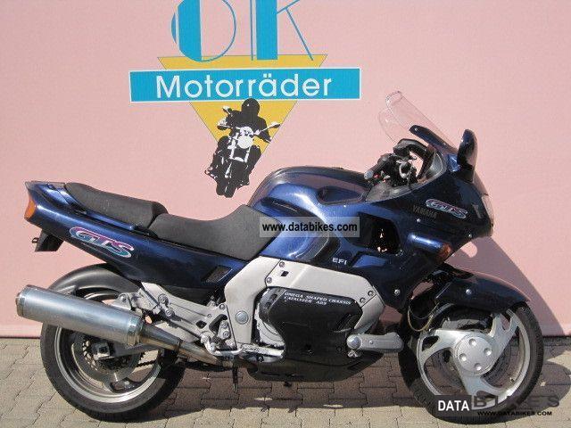 1996 Yamaha  GTS 1000 ABS, ABS Motorcycle Motorcycle photo