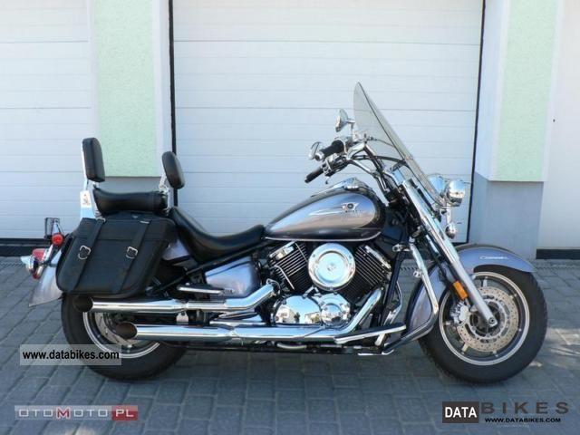 2006 Yamaha  V Star STAN JAK-NOWY ZAREJESTROWANY GOTOWY DO JA Motorcycle Motorcycle photo