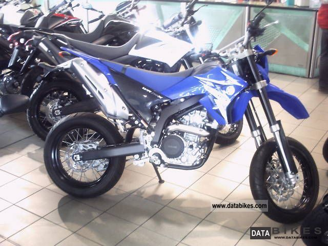 2012 Yamaha  WR 250 X Motorcycle Super Moto photo