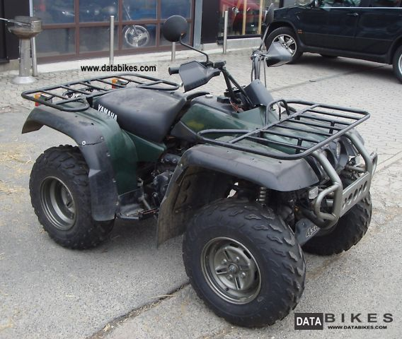 1999 Yamaha  Grizzly 300cm ² Motorcycle Quad photo