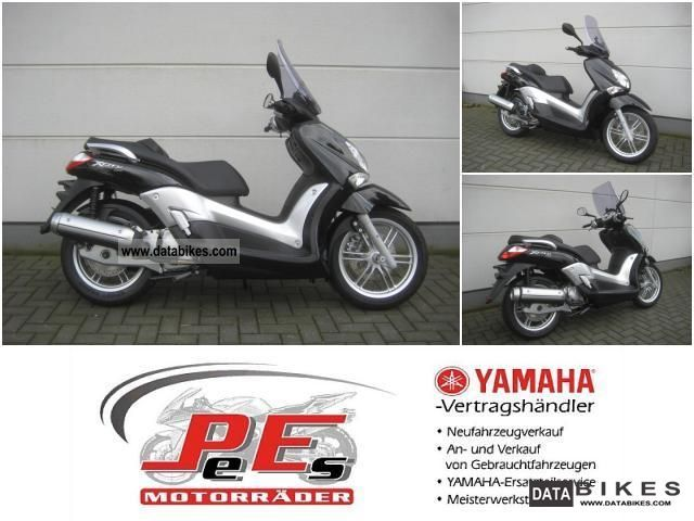 2010 Yamaha  X - City 125 German model from 0.0% Motorcycle Scooter photo