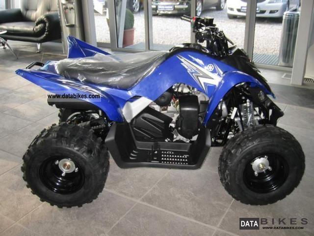 2011 Yamaha  90 R Raptor Motorcycle Quad photo