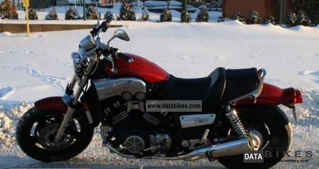 2005 Yamaha  V-MAX Motorcycle Chopper/Cruiser photo