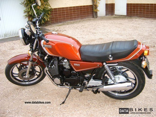 1981 Yamaha  650 like NEW!!! Motorcycle Tourer photo