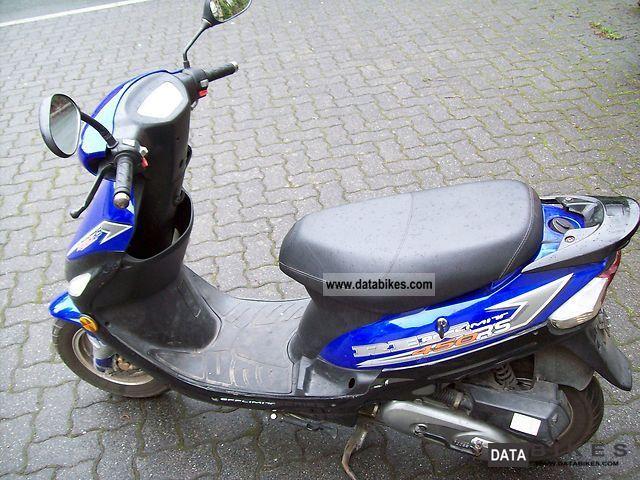 2007 Zhongyu  Rex RS 450 Motorcycle Scooter photo