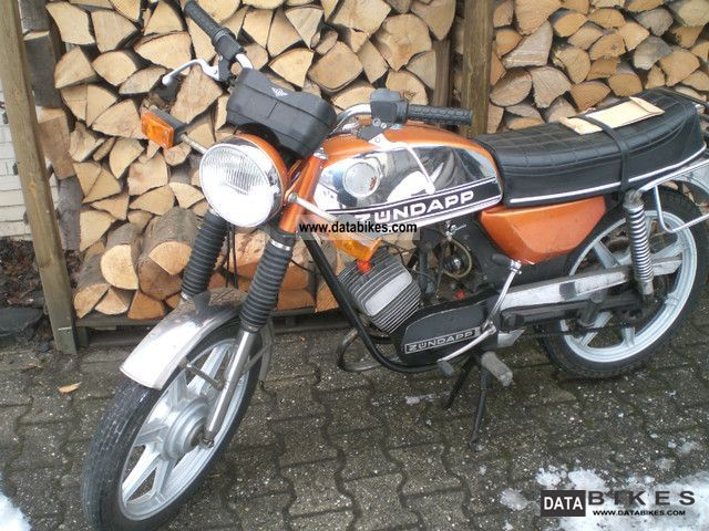 1976 Zundapp  Zündapp GTS 50 Motorcycle Motor-assisted Bicycle/Small Moped photo