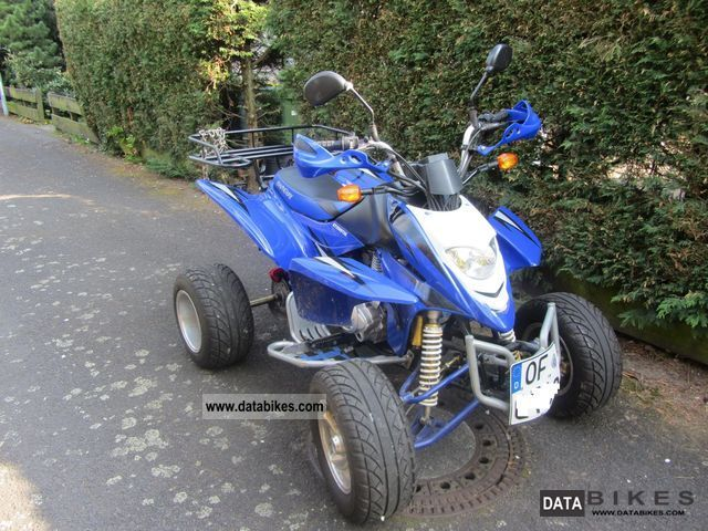2008 Zundapp  Zundapp 250 XY STXE Motorcycle Quad photo