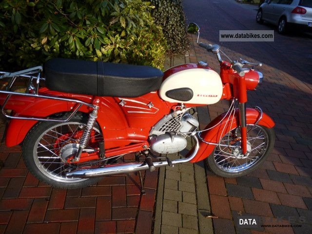 Zundapp  Zundapp 515 1964 Vintage, Classic and Old Bikes photo