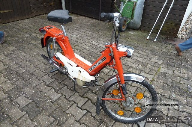 Zundapp  Zundapp Moped Type 444 027 Automatic 1976 Vintage, Classic and Old Bikes photo
