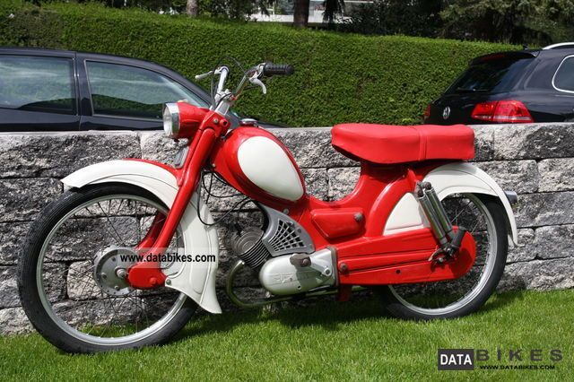 Zundapp  Zundapp Zundapp Super Combinette 1959 Vintage, Classic and Old Bikes photo
