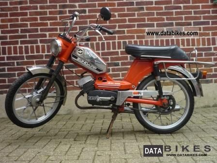 Zundapp  Zündapp ZD 20 1978 Vintage, Classic and Old Bikes photo