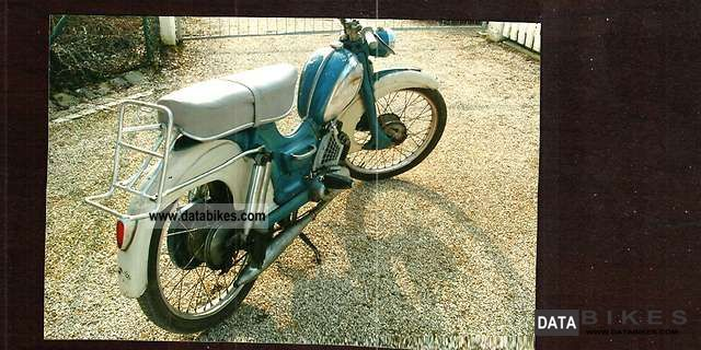Zundapp  Zundapp Super Combinette in Org.Zustand 1959 Vintage, Classic and Old Bikes photo