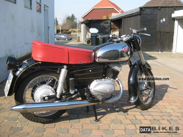 Zundapp  Zundapp 175 S 1956 Vintage, Classic and Old Bikes photo