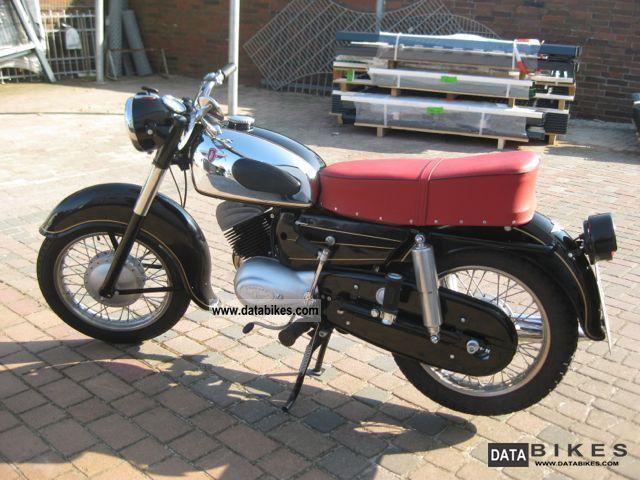 1956 Zundapp Zundapp 175 S