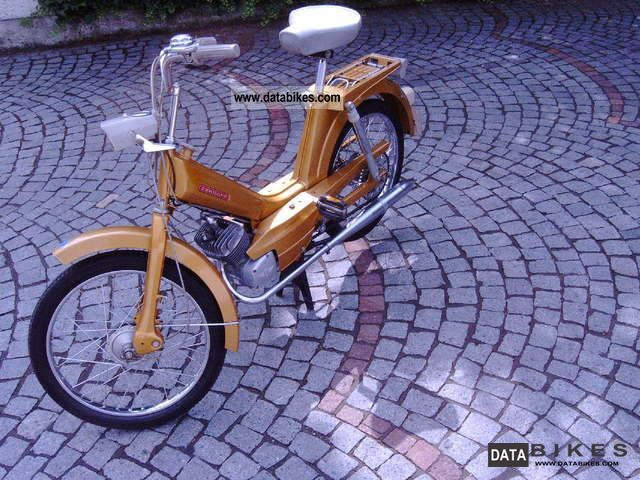 Zundapp  Automatic Zundapp Moped Type 442 010 1970 Vintage, Classic and Old Bikes photo