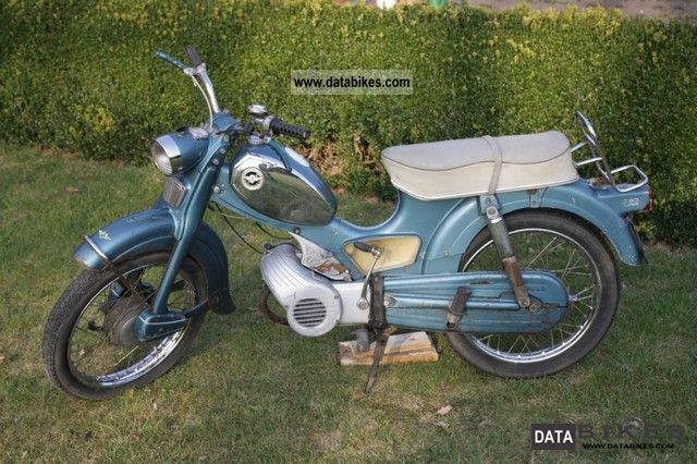 Zundapp  Zundapp Super C50 Type 441 01 1968 Vintage, Classic and Old Bikes photo
