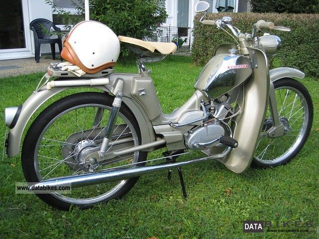 Zundapp  Zündapp ** ** M 50 climbers Org state 1968 Vintage, Classic and Old Bikes photo