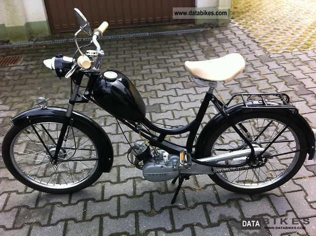 Other  Miele K50 1950 Vintage, Classic and Old Bikes photo