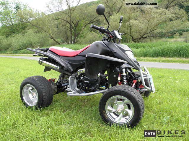 2010 Other  Shineray STXE Motorcycle Quad photo