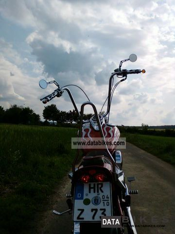 2002 Other  JACOBI - VN800 A CONVERSION unique Motorcycle Chopper/Cruiser photo
