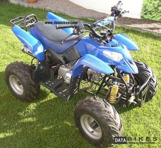 2011 Other  Polaris 110cc Mini ATV Motorcycle Quad photo