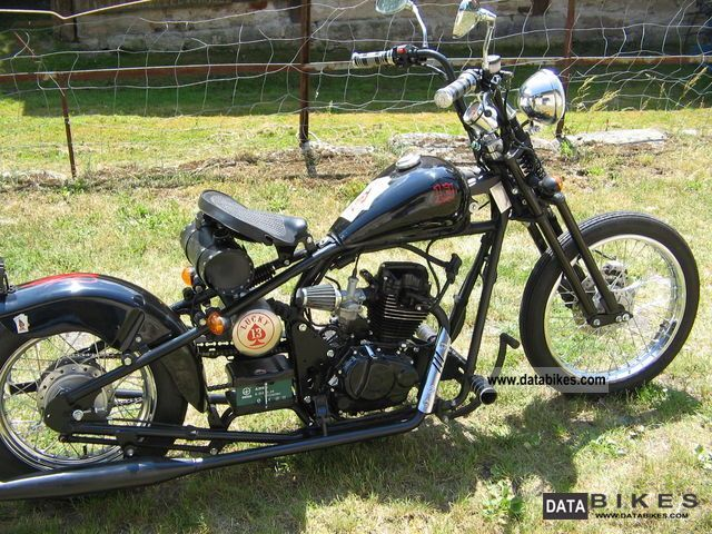2010 Other  Chopper - Bobber GS 52 Motorcycle Chopper/Cruiser photo