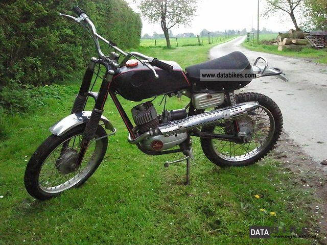 Other  Garelli Cross Brianza for collectors 1968 Vintage, Classic and Old Bikes photo