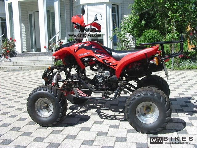 2009 Other  Shineray 200 CC Motorcycle Quad photo