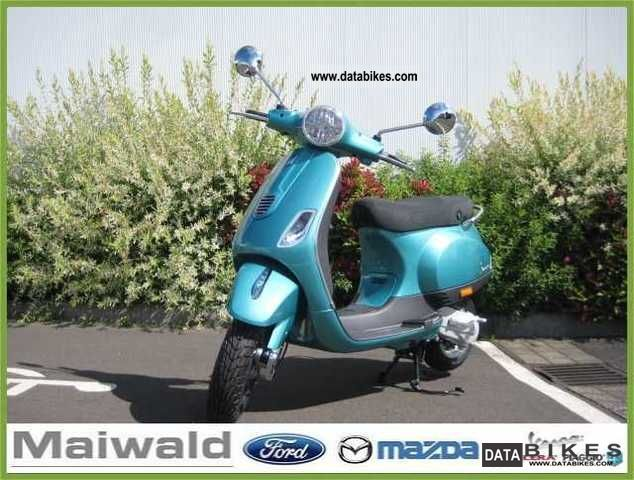 2011 Other  VESPA (PIAGGIO) LX 50 2T FL Green Portvenere Motorcycle Scooter photo