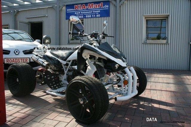 2011 Other  Quad Yongkan Jinling JLA-21B! Motorcycle Quad photo
