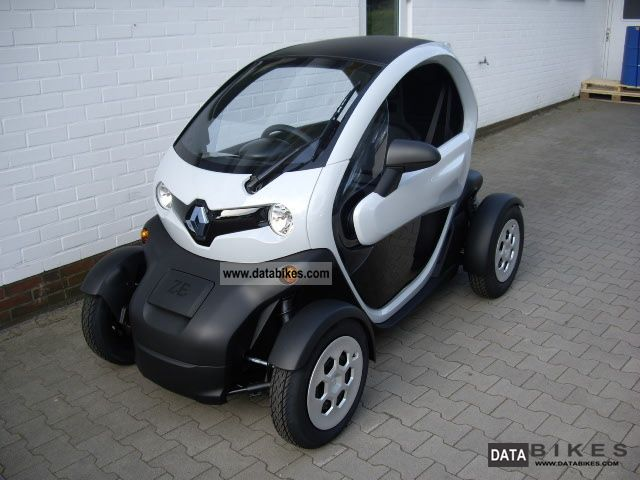 Other  Renault Twizy Urban 80 2011 Electric Motorcycles photo