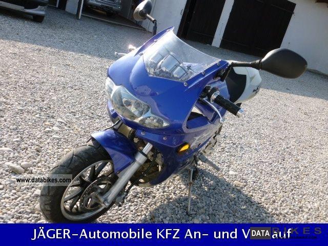 2006 Other Xingyue Xyqh 815b Pocket Bike Street Legal Motorcycle Pocketbike Photo