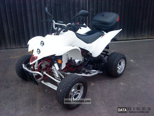 2008 Other  Shineray XY 250 STIXE Motorcycle Quad photo