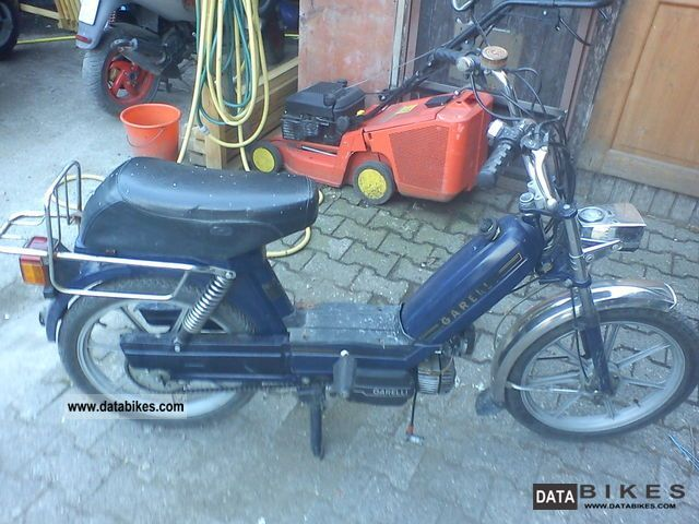 1982 Other  Gareli Motorcycle Motor-assisted Bicycle/Small Moped photo