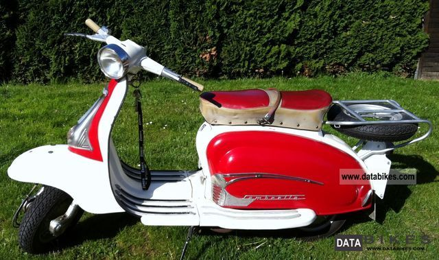 Other  Innocenti Lambretta Li 150 1961 Vintage, Classic and Old Bikes photo