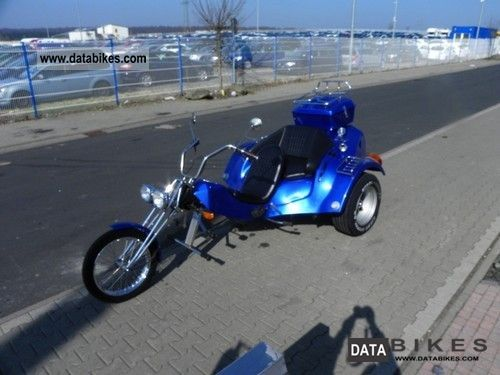 Other  Fencing trike MF 1 1987 Electric Motorcycles photo