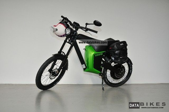 Other  ELMOTO 2012 Electric Motorcycles photo