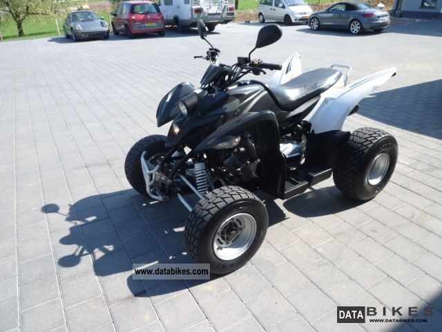 2008 Other  Ligier Be Four 320 Like new Motorcycle Quad photo