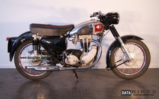 Other  Matchless G3 LS 1956 Vintage, Classic and Old Bikes photo