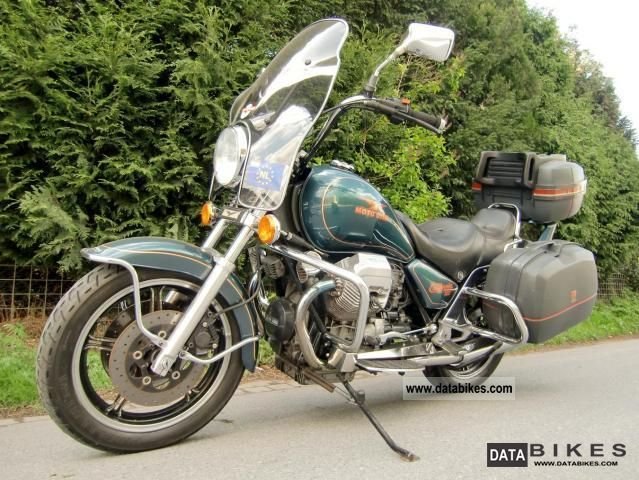 Other  Moto Guzzi California III 1992 Chopper/Cruiser photo